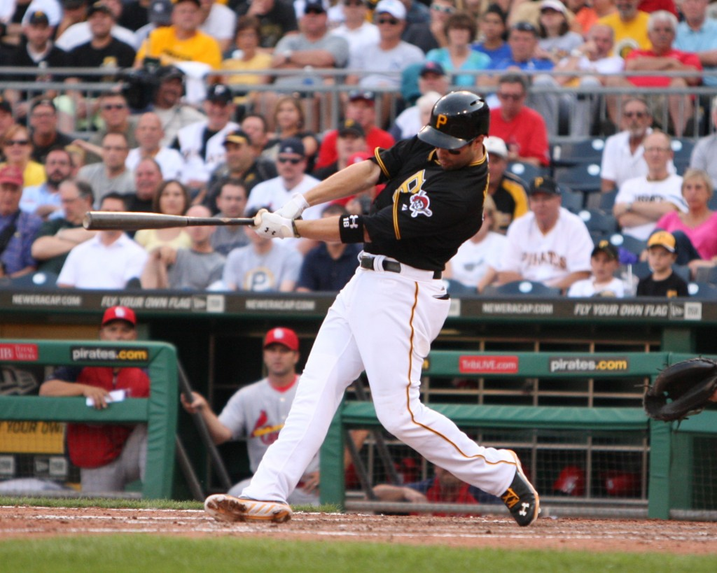 Neil Walker Pirates