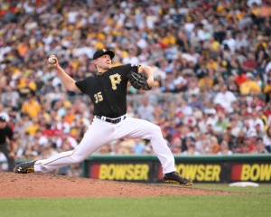 The success in finding bounce back pitchers isn't limited to the rotation. (Photo Credit: David Hague)