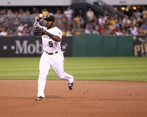 Josh Harrison Pirates