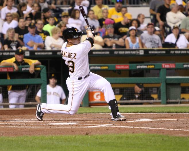 Tony Sanchez Pirates