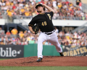 Jeff Locke Pirates