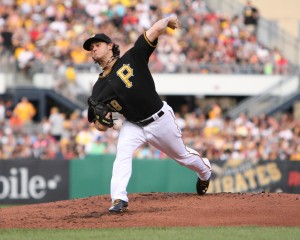 Jeff Locke Pittsburgh Pirates