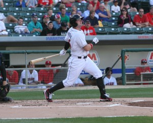 Matt Hague could give the Pirates a hitter off the bench that crushes lefties. (Photo Credit: David Hague)