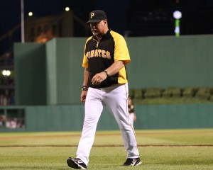 Pitching coach Ray Searage has helped Volquez to think only about executing his pitches. (Photo Credit: David Hague)