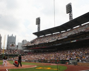 PNC Park Pirates Fans