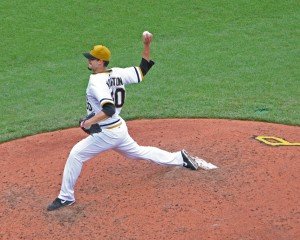 Charlie Morton Pittsburgh Pirates