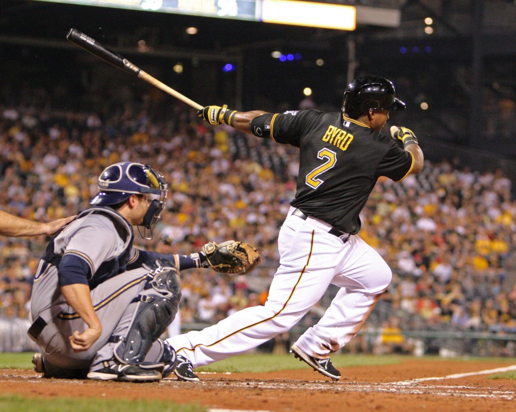 Marlon Byrd Pittsburgh Pirates