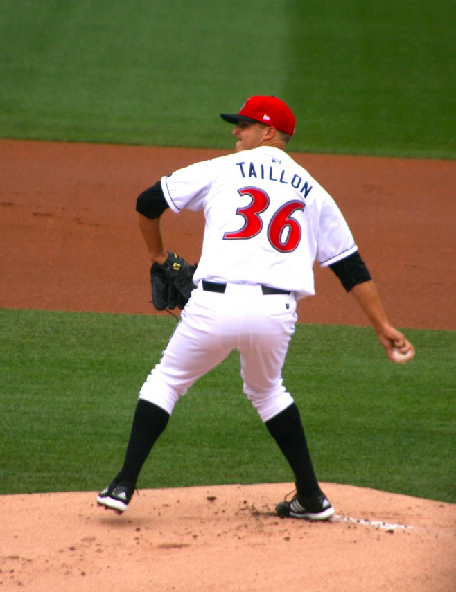 Taillon finished strong in his first AAA start