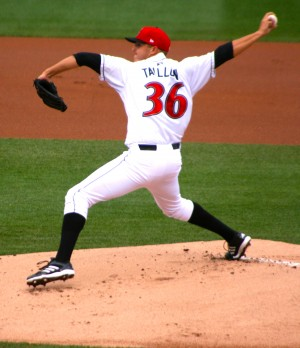Jameson Taillon ranked fifth among RHP prospects
