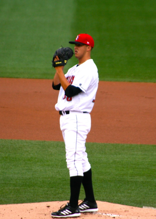 Jameson Taillon pitched once before an injury ended his season