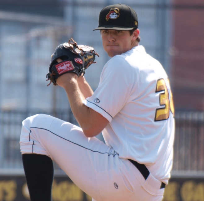 Clay Holmes could be following the same path as Nick Kingham. (Photo Credit: Robin Black)