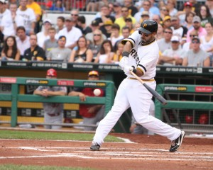 The Pirates are where they are in large part because of draft spending that brought in guys like Pedro Alvarez. (Photo Credit: David Hague)