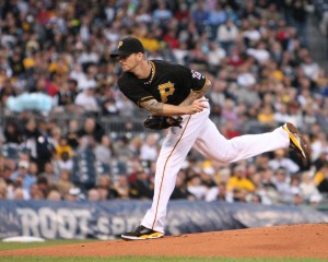 A.J. Burnett Pittsburgh Pirates