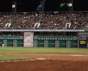 Can the fans at PNC Park impact the next two games? (Photo Credit: David Hague)