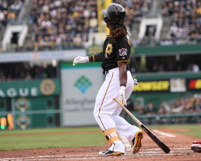 Andrew McCutchen could once again exceed his projections, which could push the Pirates to another playoff appearance. (Photo Credit: David Hague)
