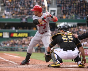 The Pirates could sign a guy like Carlos Beltran in 2014, then trade him before the 2015 season. (Photo Credit: David Hague)