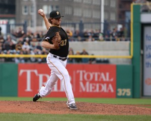 Justin Wilson emerged as a dominant lefty out of the bullpen this year. (Photo Credit: David Hague)