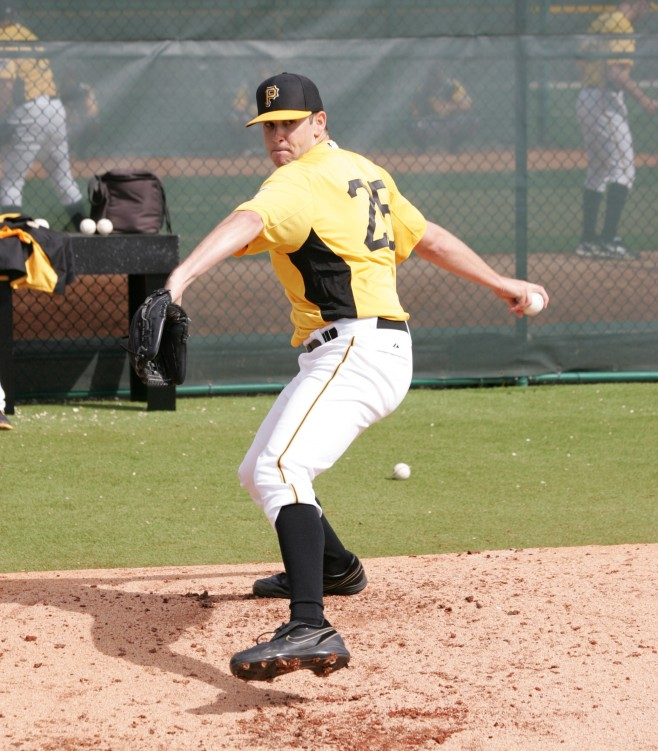 Zack Thornton is the most likely Pirates prospect to be taken in the Rule 5 draft.