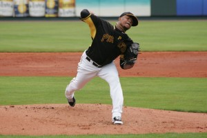 Can Edinson Volquez be the next big reclamation project?