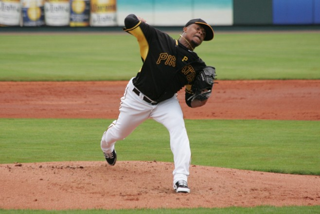 "Edinson Volquez is the latest ""bounce-back"" candidate brought into the organization."