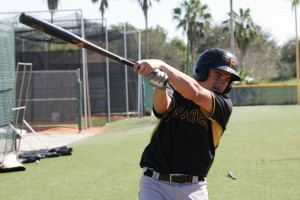 Reese McGuire is the starting catcher of the future for the Pirates.