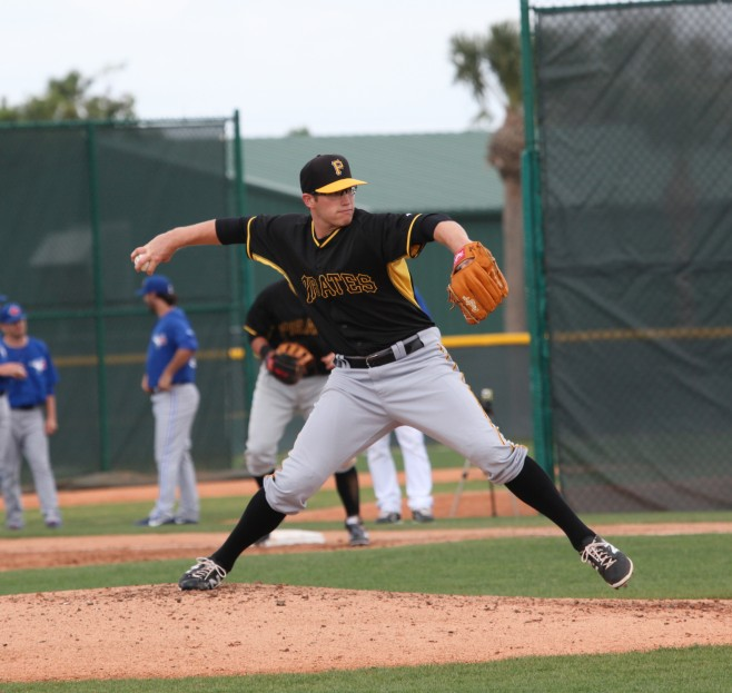 Sadler has pitched great on the road this year
