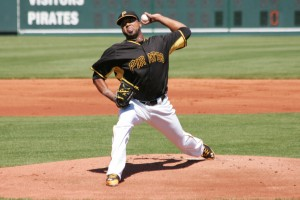 Francisco Liriano was the ace of the staff last year, and projects to be the ace again this year.