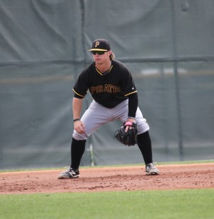 Wyatt Mathisen made the move to third base in 2014.