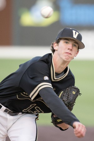 Walker Buehler - Photo Credit: Vanderbilt University