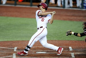 Sam Travis could be a second round possibility for the Pirates (Photo credit: IU Athletics)