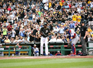 Gregory Polanco standing ovation