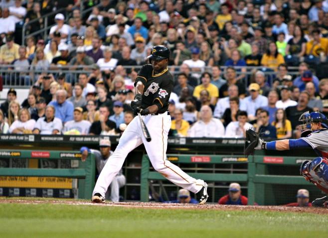 Gregory Polanco MLB Debut