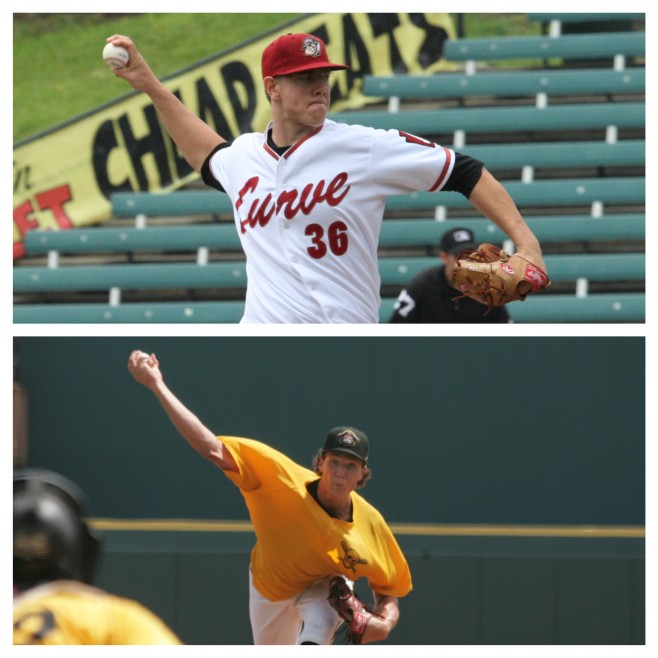 Glasnow and Kingham were the two best Pirates minor league pitchers in the month of June