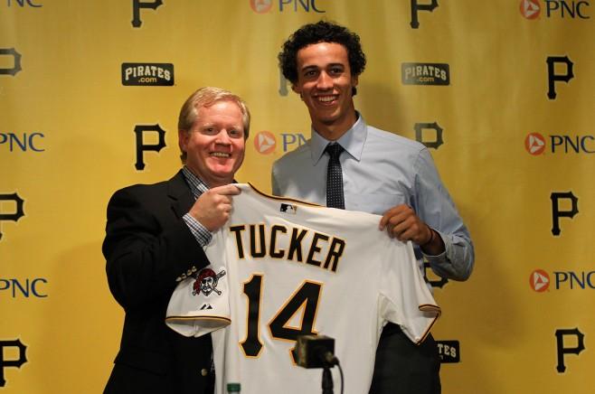 Cole Tucker Pittsburgh Pirates