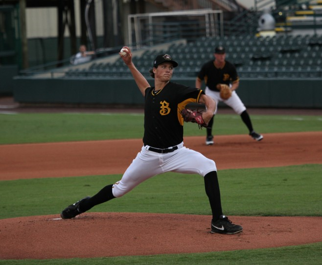 Glasnow will be attending the Arizona Fall League