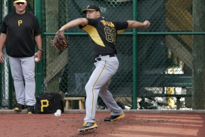 Jameson Taillon 5